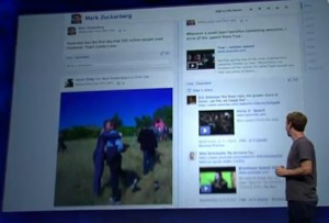 Facebook Timeline Announcement