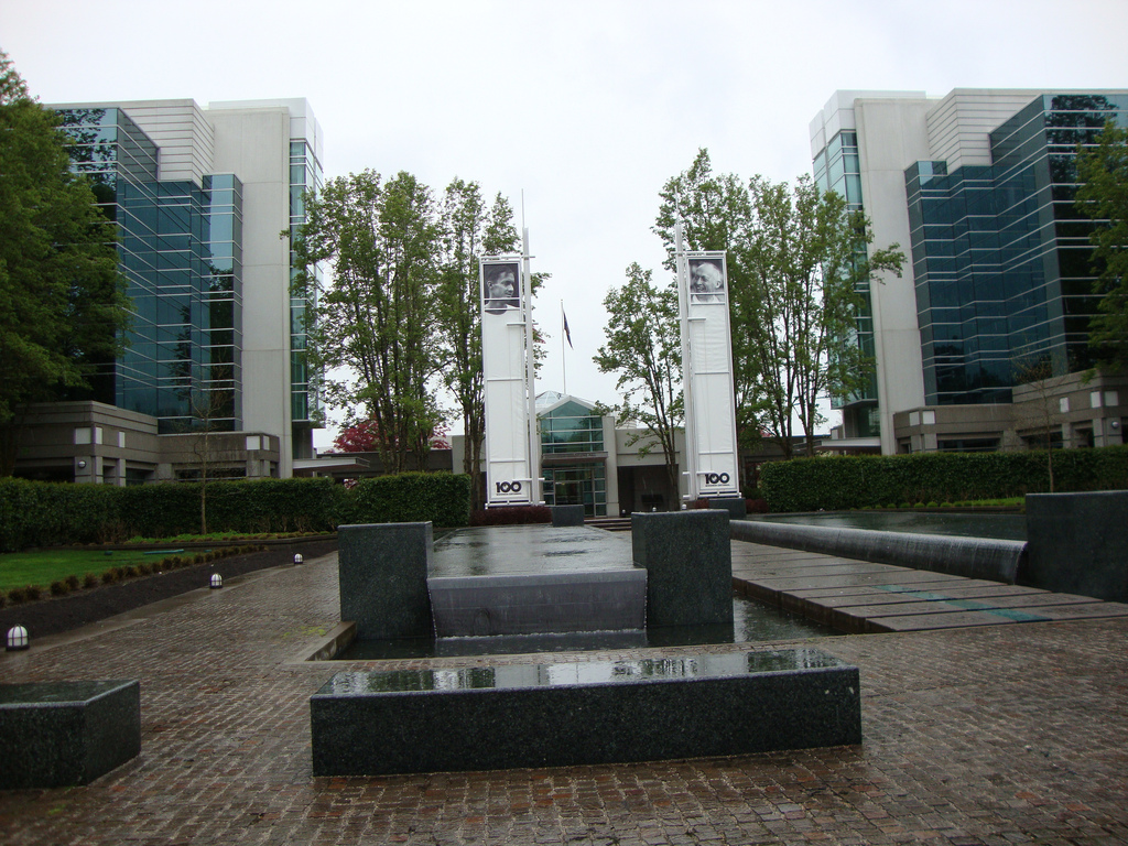 Nike World Headquarters, Portland, Oregon