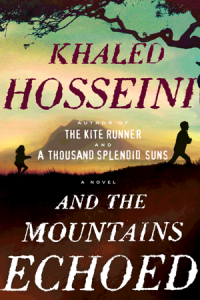 And the Mountains Echoed - Books To Read in 2015